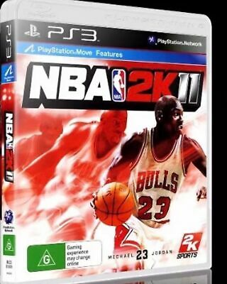 AU14.50 • Buy Ps3 Nba 2k11 / 2011 Michael Jordan (playstation 3) Pre-owned.