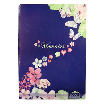 A3 Memoirs And Moments Large Scrapbook Album - 64 Pages - Ivory Cream Paper  • 8.95£