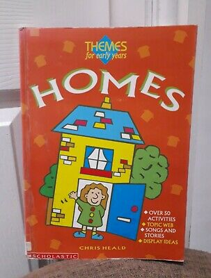 £4.12 • Buy Homes (Themes For Early Years)-Chris Heald Bargain Offer!!! (very Good)