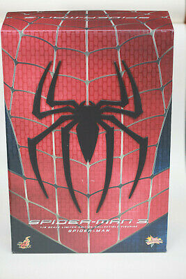 $499.99 • Buy Hot Toys MMS143 Spiderman Spider-Man 3 12 Inch Action Figure NEW