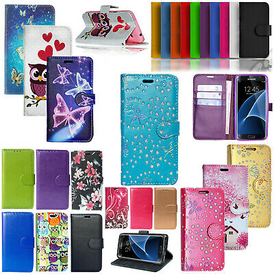 For Samsung Galaxy A10 A20e A40 A50 A70 A51 A71 S10 Lite Wallet Flip Case Cover • 3.49£
