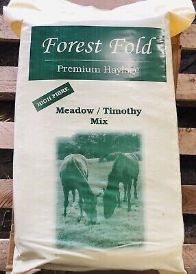 £7 • Buy Forest Fold Meadow/Timothy Mix Haylage