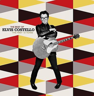 Elvis Costello - Best Of (The First 10 Years,) SEALED CD  • 4.99£