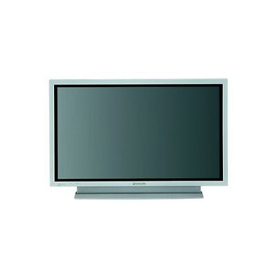 £200 • Buy Panasonic Plasma 42 Inch Tv Th-42pw5 Silver With Matching Stand