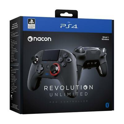 AU270 • Buy Nacon Revolution Unlimited Pro Controller (PS4) NEW & SEALED