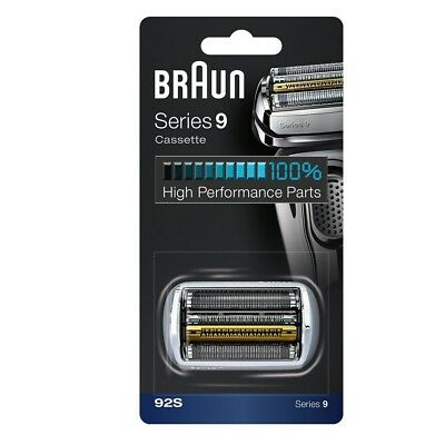 AU89.90 • Buy Braun 92S Silver Series 9 Replacement Head