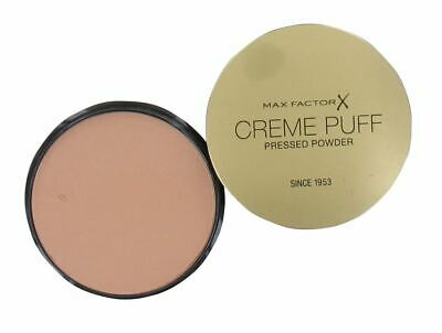£3.99 • Buy Max Factor Creme Puff Refill Foundation 21g - Candle Glow #56