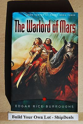 John Carter Of Mars By Edgar Rice Burroughs #3 The Warlord Of Mars *ShipDeals* • 2.77$