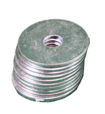 10x M8 38mm LARGE REPAIR PENNY WASHERS Bolts//Screws STRONG STEEL Machine//Nuts