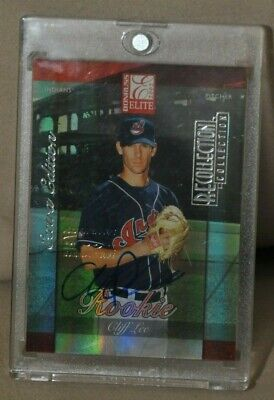 $299.99 • Buy Cliff Lee Donruss Extra Edition Auto Circa. 2002  22/25 Rookie Card #237 Refract