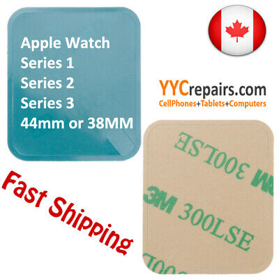 $ CDN4.99 • Buy LCD Screen Adhesive Tape Glue Sticker Apple Watch IWatch Series 1 2 3 4