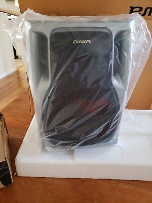 $45 • Buy Brand New In Box Still Sealed Aiwa Sx-na302 Bookshelf Speakers