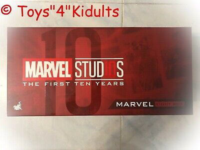 $ CDN229.15 • Buy Hot Toys Marvel Studios 10th Anniversary Light Box Red NEW