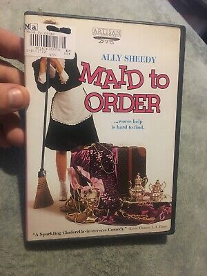 $15 • Buy Maid To Order (DVD, 2002)