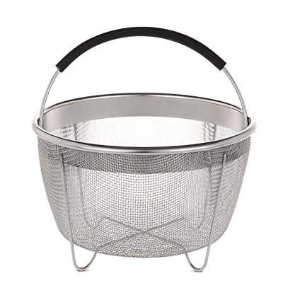 $ CDN23.28 • Buy Aozita Steamer Basket For Instant Pot Accessories 3 Qt Only- Stainless Steel St