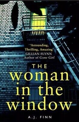 AU15.95 • Buy The Woman In The Window By Finn A. J (Free Shipping)