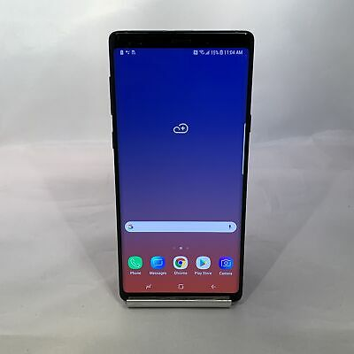 $ CDN417.21 • Buy Samsung Galaxy Note 9 128GB Midnight Black Verizon Unlocked Very Good Condition
