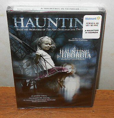 £5.66 • Buy A Haunting In Georgia (DVD, 2008) Based On True Events BRAND NEW SEALED!!!