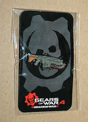 $89.99 • Buy Gears Of War 4 Rare Xbox Collectible Lancer Pin Gamescom E3 2016