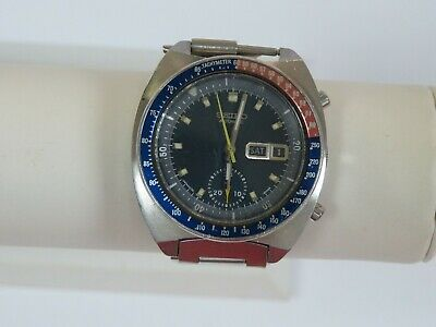 $ CDN445.08 • Buy Vintage Seiko Automatic Pogue Pepsi Day Date Stainless Steel Men's Watch 6139