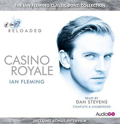 Casino Royale - Ian Fleming - 4 Cd Audio Book - New Sealed  • 9.75£