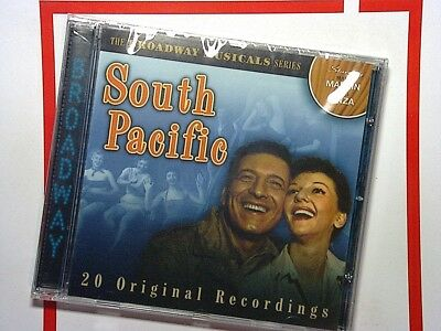 The Broadway Musicals Series: South Pacific CD New & Sealed • 2.99£