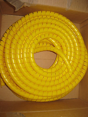£22.80 • Buy Hydraulic Hose Spiral Wrap Guard Protection 14-20mm JCB Forestry Tractor Digger