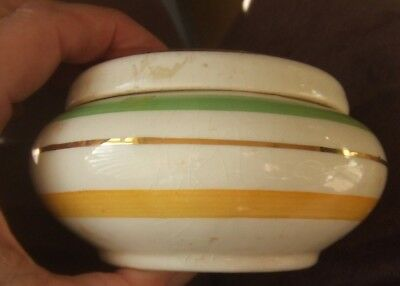 £8 • Buy Bovey Pottery Co Ltd. Plate..old Dish And Lid Old Rare.