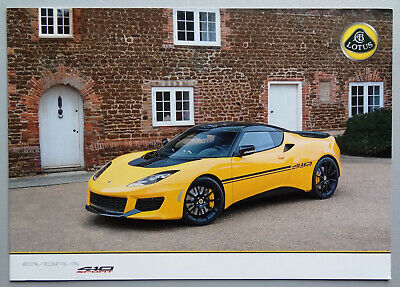 $ CDN13.60 • Buy V09814 Lotus Evora 410 Sport