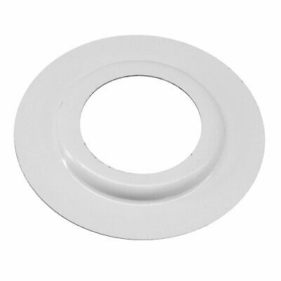 LAMP White  Shade Metal Ring Adaptor Converter Reducer ES 40mm To 29mm Pack Of 6 • 5.42£