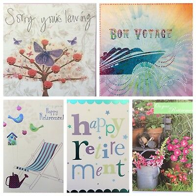 £2.17 • Buy Retirement Card ,  Sorry Your Leaving Card  (+)