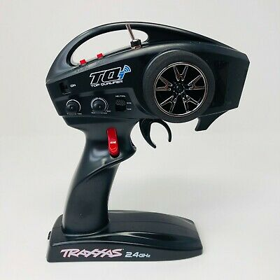 $ CDN127.83 • Buy Traxxas TRX-4 Summit 4 Channel Transmitter TQi Link Enabled 2.4GHz 6530
