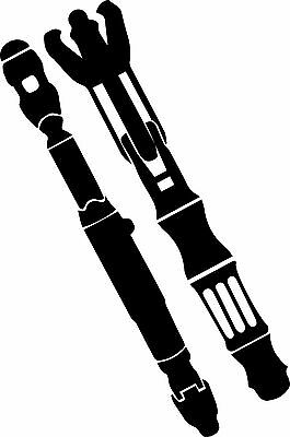 £1.89 • Buy Window Wall Vehicle Display Dr Who Sonic Screwdriver Decal Vinyl Sticker Decal