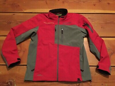 $ CDN181.37 • Buy RARE🔥 Klim Goldwing Inversion Jacket G0re-Tex Windstopper Large Soft Shell RED