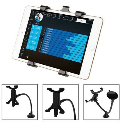 Car Windshield Stand Mount Holder For 7-11 Inch Ipad Mini Air Galaxy Tab Tablet • 5.55£