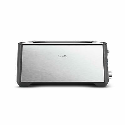 AU66.83 • Buy Breville Bit More Toaster Brushed Stainless Steel BTA440BSS