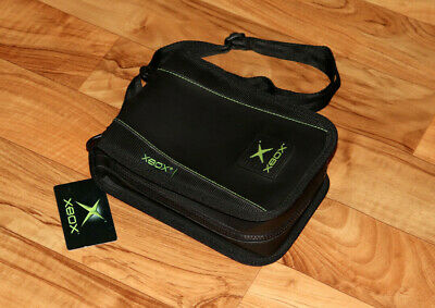 $ CDN169.22 • Buy Old Vintage Xbox Bag / Pouch For Games With Gamer Tag Collectible For Gamers