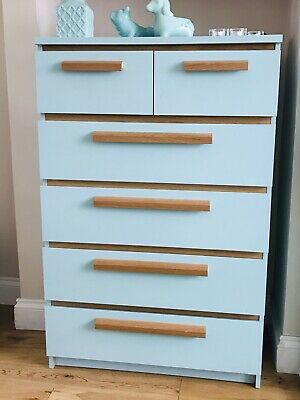 £4.50 • Buy Solid Oak Wooden Pull Handles For Cabinets Drawers Various Sizes 100% Oak
