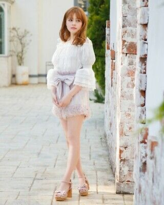 $ CDN101.08 • Buy LIZ LISA - Fringe Short Pants (japan Kawaii Sweet Lolita)