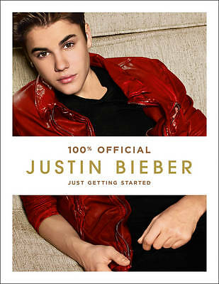 AU5.52 • Buy Unwanted Christmas Gift 100% Official Justin Bieber: Just Getting Started.