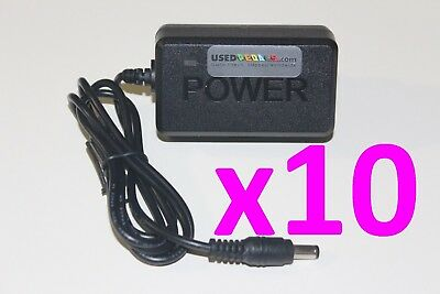 $ CDN122.86 • Buy Lot Of 10 USEDPEDALS 9v 2000mA Power Supply For Guitar Effects FX Pedals