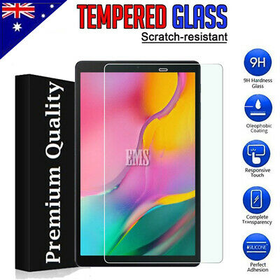 AU9.49 • Buy Tempered Glass Screen Protector For Samsung Galaxy Tab A 10.1 2019 SM-T510 T515