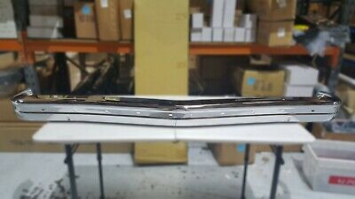 AU539.75 • Buy Holden Torana LH/LX Chrome Front Bumper With Rubber And Jack Holes