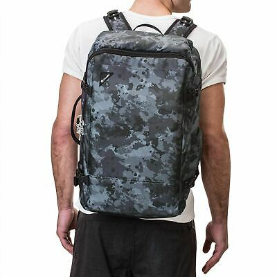 £124.99 • Buy Pacsafe Vibe 40L Anti-theft Carry-on City Travel Backpack Bag - Grey/Camouflage