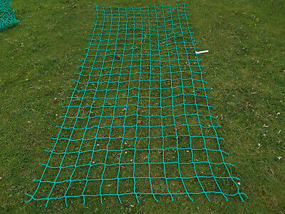 £19.95 • Buy 7x3ft STRONG Soft Cargo Rope Scramble Net 4tree House Climbing Frame Play Safety