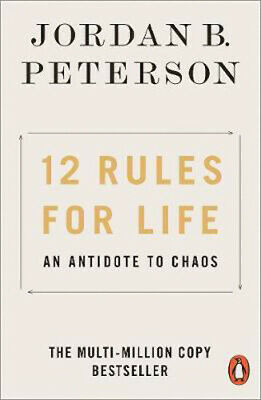 AU16.05 • Buy 12 Rules For Life: An Antidote To Chaos | Jordan B. Peterson