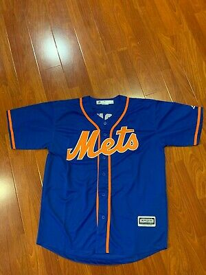 dcb3a7ce11a Pete Alonso  20 New York Mets Blue Home Jersey Size Large USA SHIPPER! •