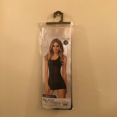 277d33cfd Ann Chery 2021 Clasica 3 Hooks Fajas Latex Waist Trainer BLACK Made In  Colombia • 40.00