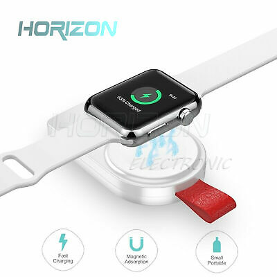 $ CDN7.59 • Buy For Apple Watch IWatch Series 1/2/3/4 Dock Adapter Charging QI Wireless Charger