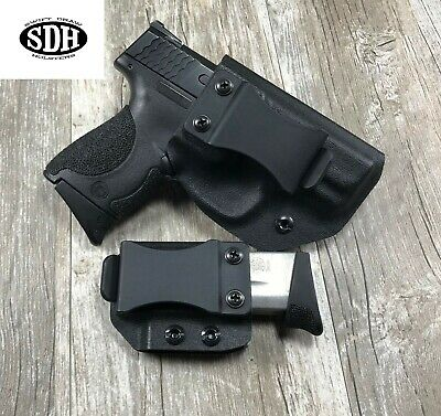 $45.95 • Buy Smith Wesson MP Shield 9 40  & Magazine Holster Combo Taco By SDH Swift Draw